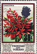 Trinidad and Tobago 1969 SG 349 Chaconia Plant Fine Used