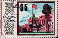 Trinidad and Tobago 1969 SG 354 Red House Fine Used