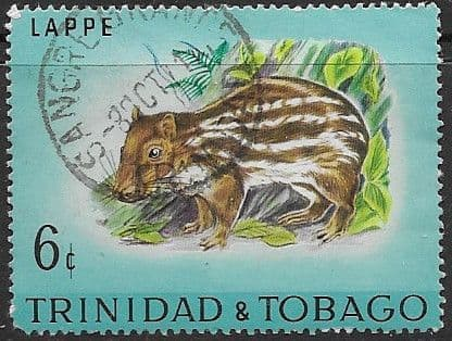 Trinidad and Tobago Stamps 1971 Satellite Earth Station