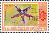 Trinidad and Tobago 1976 Orchids SG 483 Fine Used