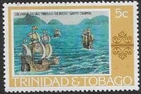 Trinidad and Tobago 1976 Paintings SG 479 Fine Mint