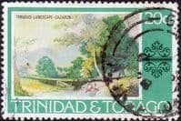 Trinidad and Tobago 1976 Paintings SG 485 Fine Used