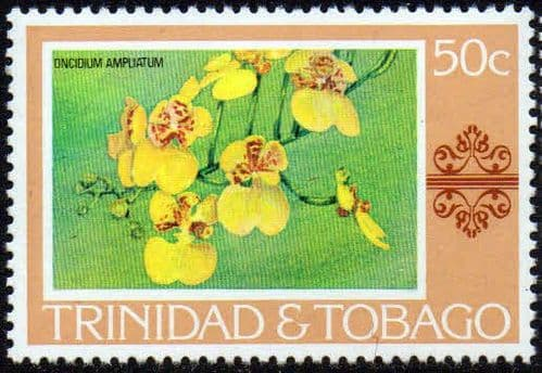 Trinidad and Tobago 1976 Paintings SG 491 Fine Mint
