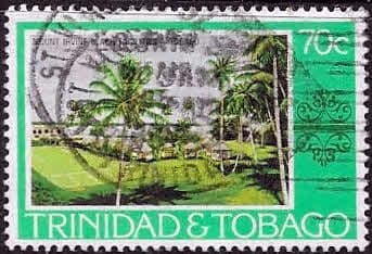 Trinidad and Tobago 1976 Paintings SG 492 Fine Used