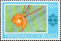 Trinidad and Tobago 1976 Paintings SG 494 Fine Mint