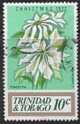 Trinidad and Tobago 1977 Christmas SG 512 Fine Used