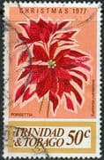 Trinidad and Tobago 1977 Christmas SG 515 Fine Used