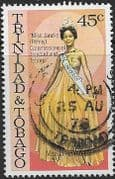 Trinidad and Tobago 1978 Miss Universe SG 519 Fine Used