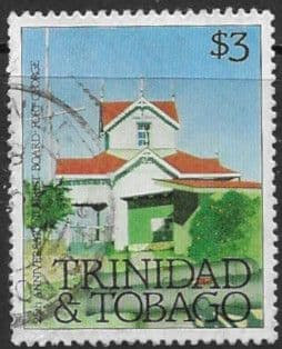 Trinidad and Tobago Stamps 1970 Carnival Winners