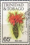 Trinidad and Tobago 1983 Flowers SG 643 Fine Used