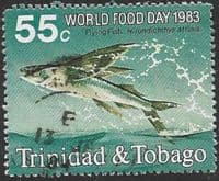 Trinidad and Tobago 1983 World Food Day SG 633 Fine Used