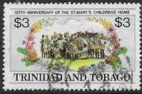 Trinidad and Tobago 1984 St. Mary's Children's Home SG 668 Fine Used