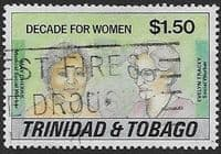 Trinidad and Tobago 1985 Decade for Women SG 681 Fine Used
