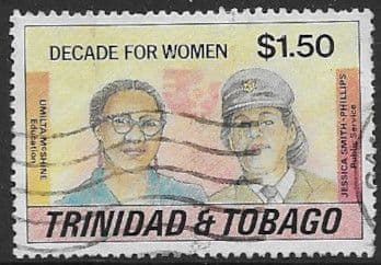 Trinidad and Tobago 1985 Decade for Women SG 682 Fine Used