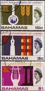 UNESCO 1966 Bahamas Set Fine Used