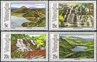 Venda 1981 Lakes and Waterfalls Set Fine Mint