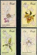 Venda 1981 Orchids Set Fine Mint