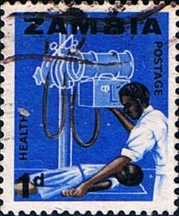 Zambia 1964 Industries SG 95 Fine Used