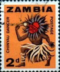 Zambia 1964 Industries SG 96 Fine Used
