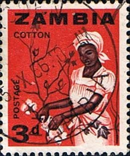 Zambia 1964 Industries SG 97 Fine Used