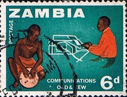 Zambia 1964 Industries SG 99 Fine Used