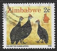 Zimbabwe 1990 Wildlife SG 769 Fine Used