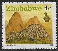 Zimbabwe 1990 Wildlife SG 771 Fine Used