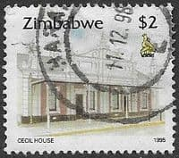 Zimbabwe 1995 Culture SG 901 Fine Used